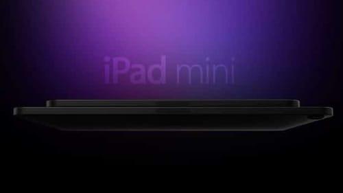 First look at Apple's upcoming iPad mini