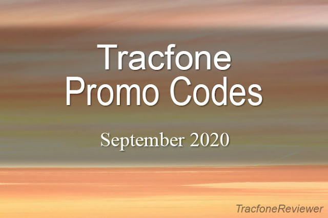 Tracfone code sept 2020