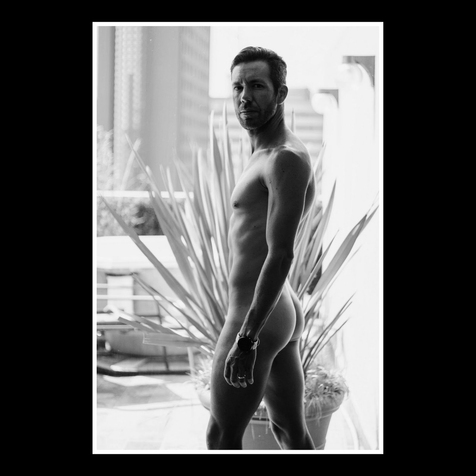 just DiegO! by Alex Sánchez (Gay Eye) ft Diego (NSFW).