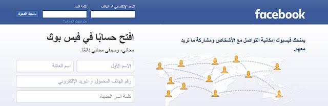 حل مشكلة حظر رابط المدونة او الموقع علي فيسبوك وطريقة تجنب الحظر
