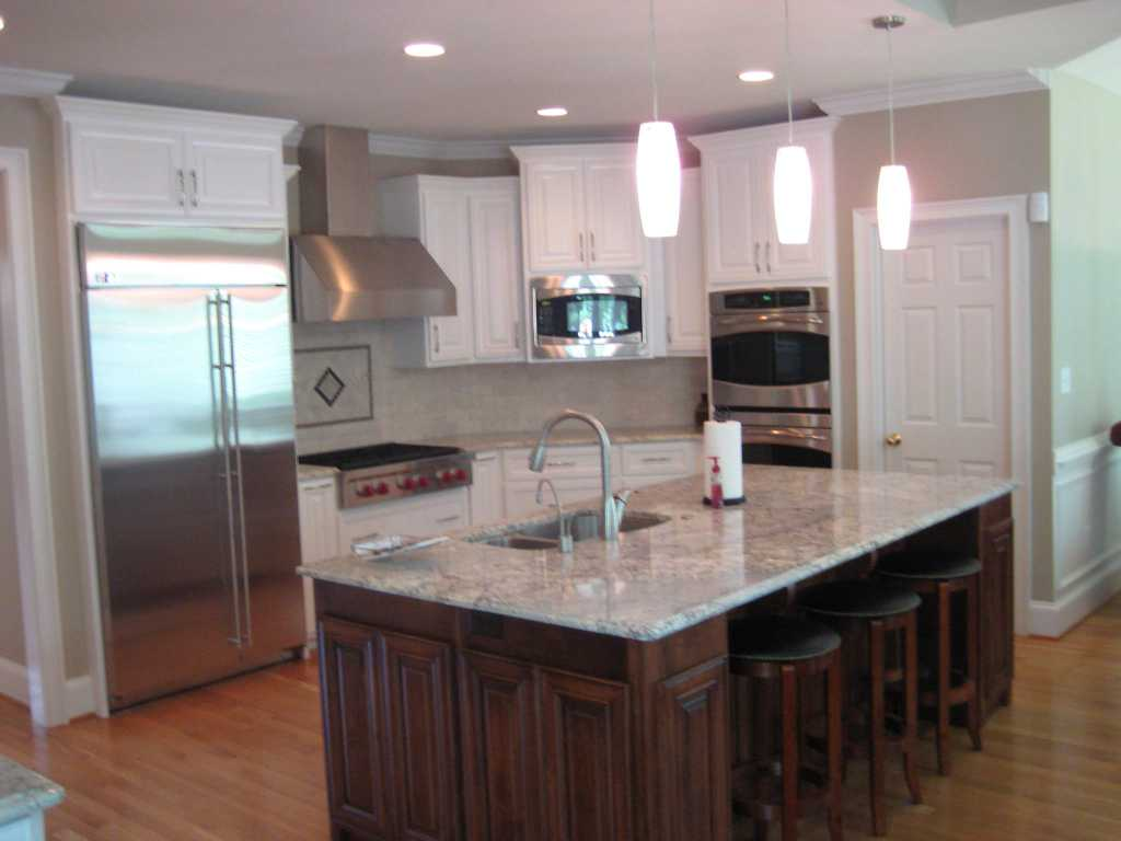 Home Interior: Remodel a Raised Ranch Kitchen