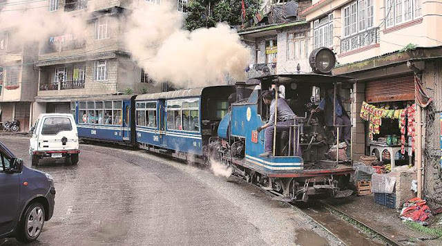 Luxury Toy Train service this Durga Puja