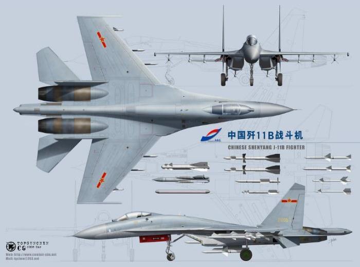 J-11 China