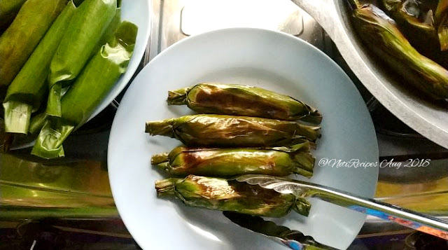 Resep Otak-Otak Ikan @NetiRecipes