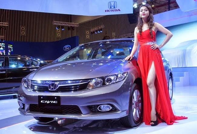 2013 Vietnam Motor Show Girls Carsfresh