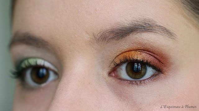 Double makeup printemps/automne