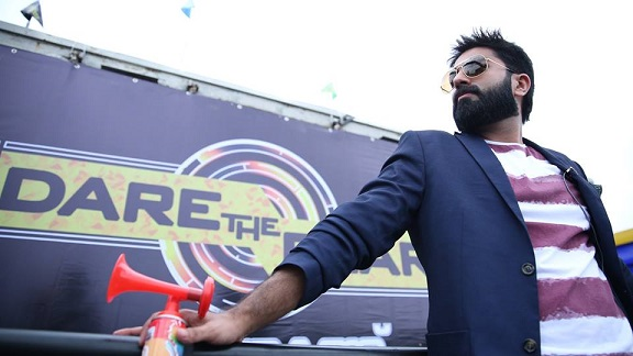 Dare The Fear on Asianet-Host/Anchor: GP (Govind Padmasoorya)