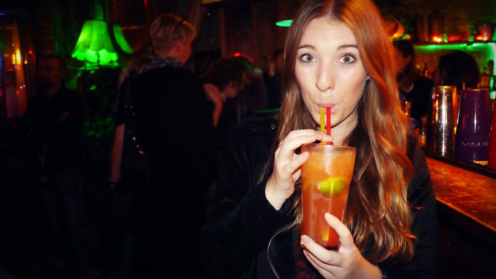 Szimpla Kert budapest ruin bar cocktails