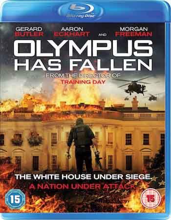 Olympus Has Fallen 2013 480p 400MB BRRip Dual Audio