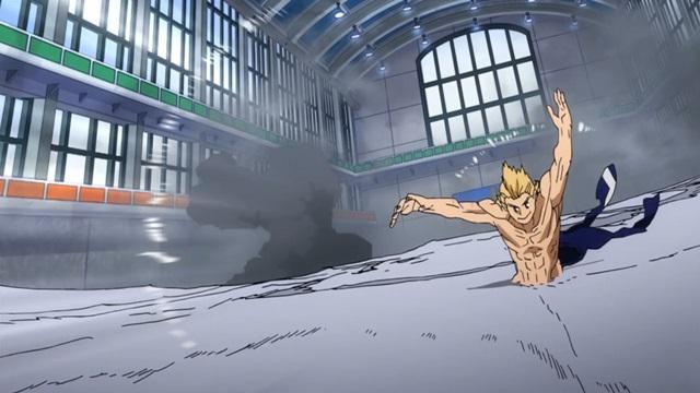 โทกาตะ มิริโอะ (Togata Mirio: 通形ミリオ) @ My Hero Academia มายฮีโร่อคาเดเมีย