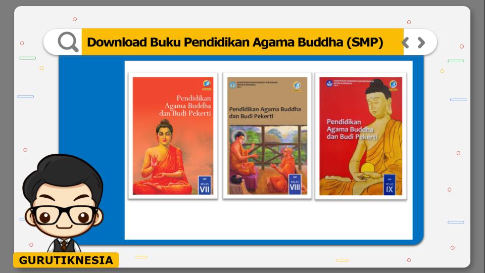 download gratis buku pdf pendidikan agama buddha untuk smp