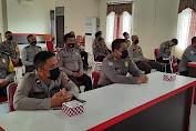 Dit Binmas Polda Kalbar menggelar asistensi kepada Bhabinkamtibmas jajaran Polres Sekadau