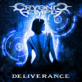"Ο δίσκος των Cryonic Temple ""Deliverance"""