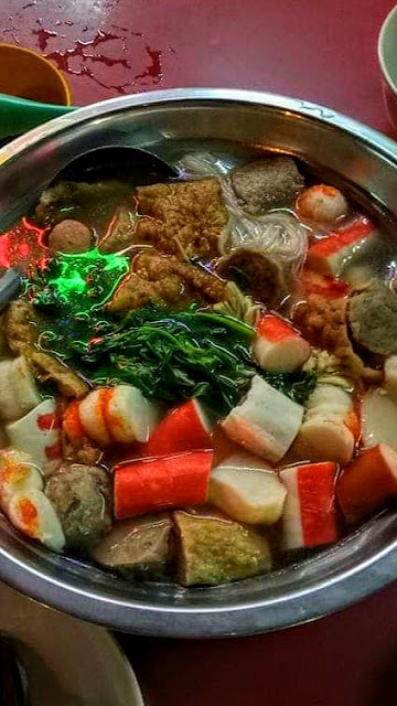 Steamboat Celup & Sup Bonda Food Delivery #codchef