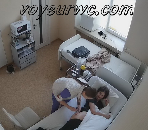 Hospital hidden cam injection girls (Injection videos 03-05)