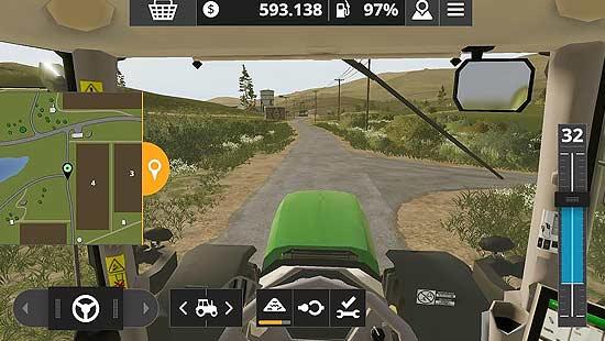 Farming Simulator 20 Apk Mod Unlocked