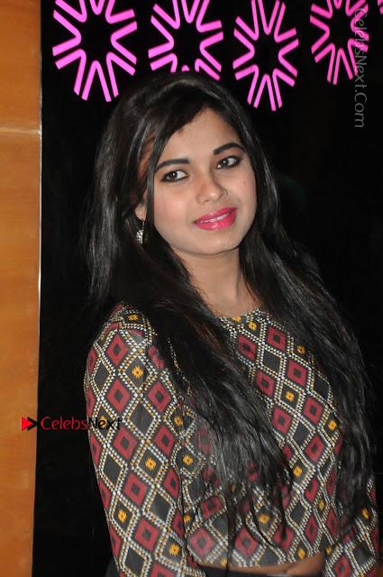 Indian Actress Model Naveena Jackson Latest Po Gallery in Black Mini Skirt  0001.JPG