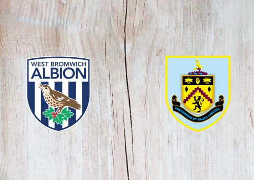 West Bromwich Albion vs Burnley -Highlights 19 October 2020