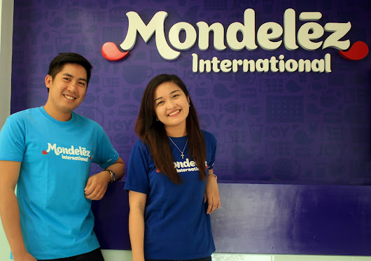 Young Leaders, Leading the Young at Mondelez Philippines - Mix of Everything