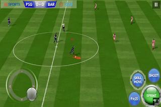 FIFA 19 V.3.0 By Denchai Mod APK OBB+Shaders