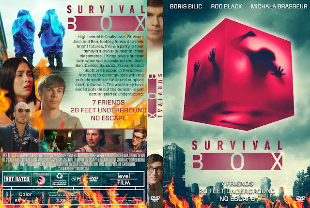 Survival Box DVD Cover
