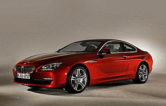 2018 BMW 6 series Redesign