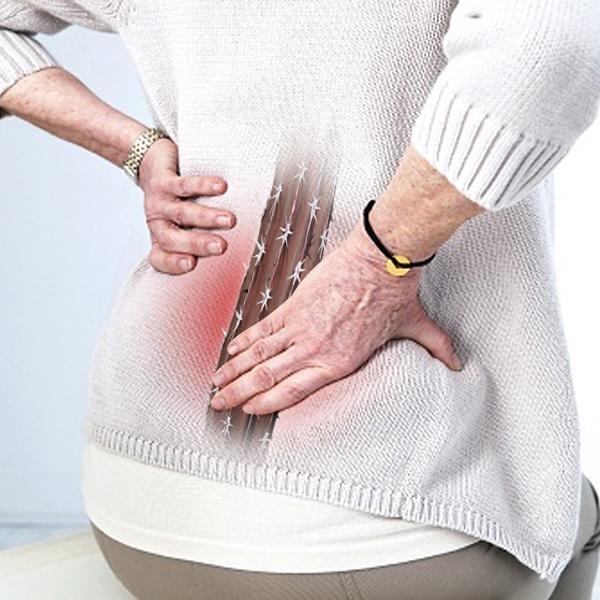 Hậu quả thường thấy nhất của ngồi thiền sai cách là đau lưng
