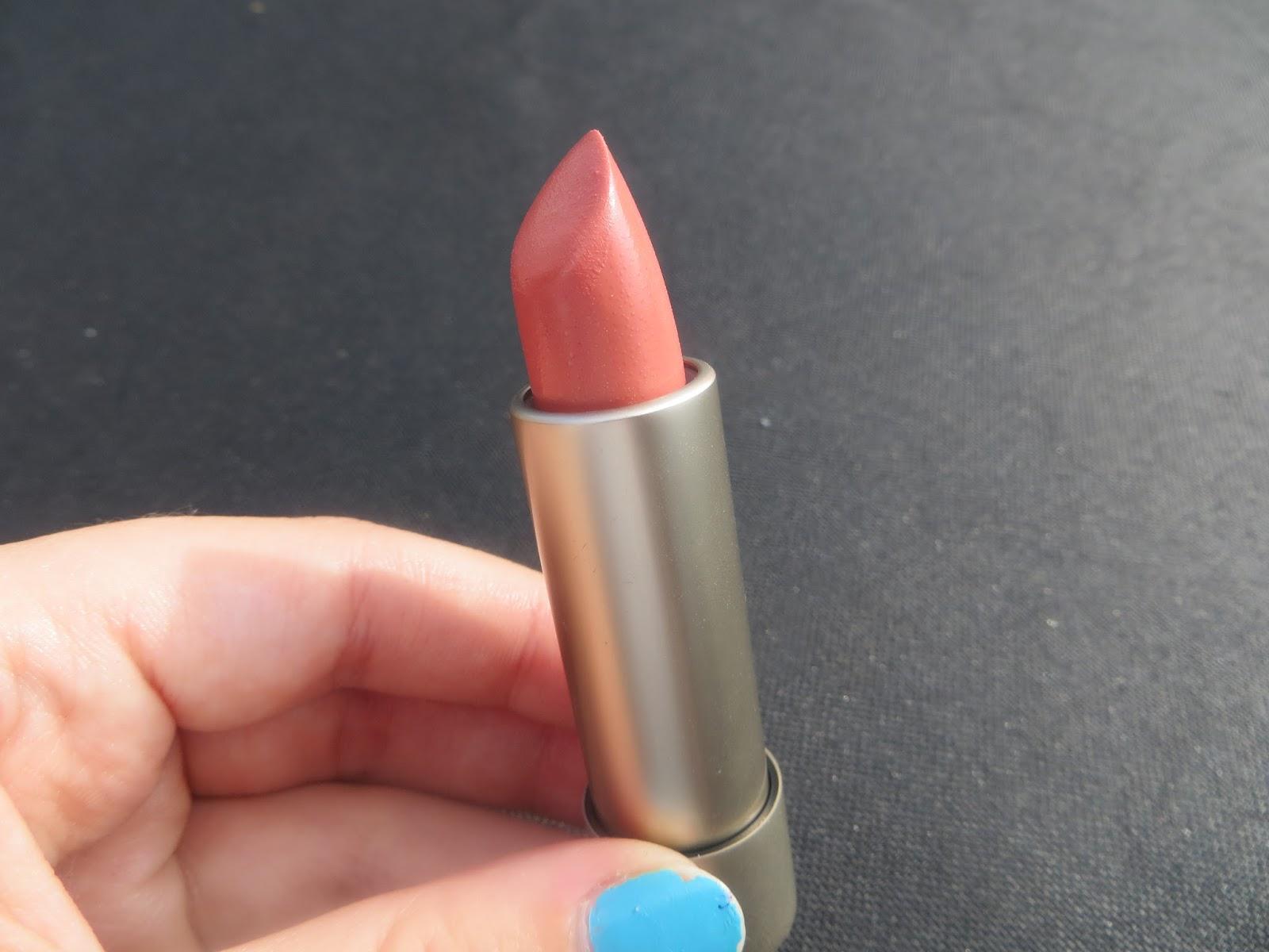 Ilia Funnel of Love Organic Lipstick Swatch