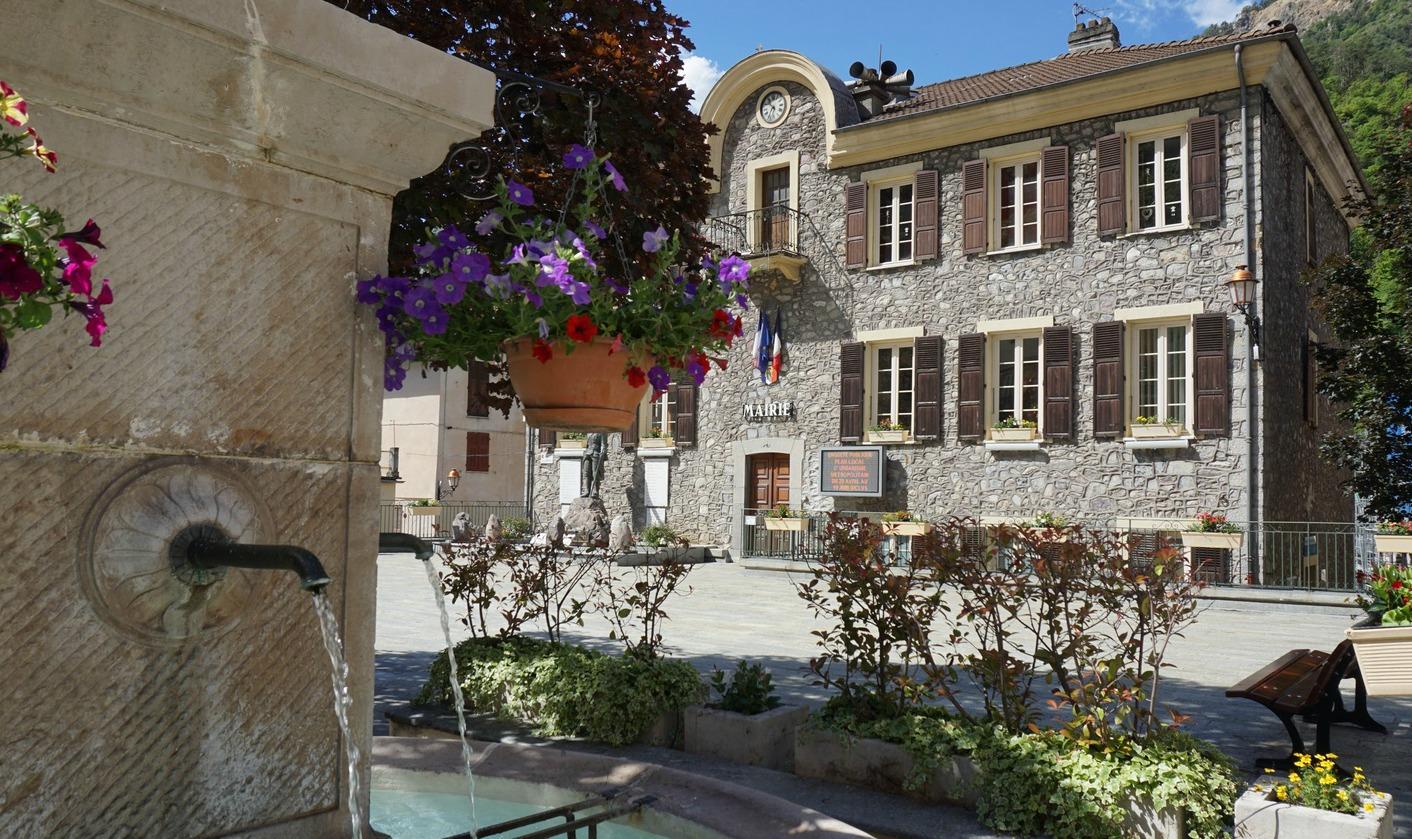 Saint-Sauveur sur Tinée Mairie