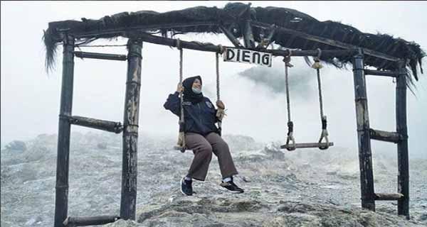 Tempat Wisata Gunung Dieng Wonosobo