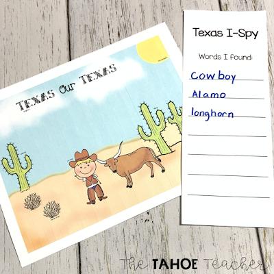 Texas-symbols-unit