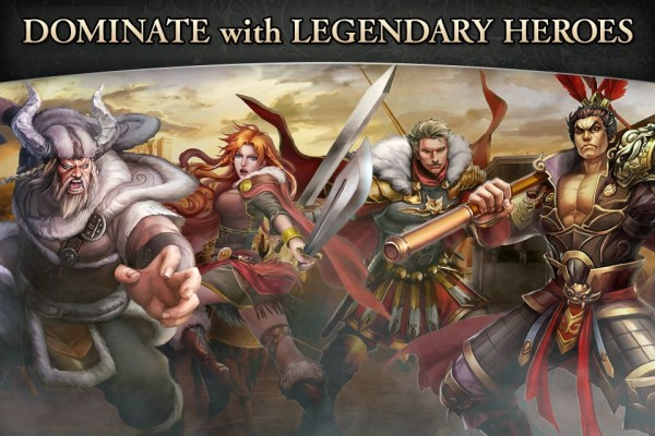 Age of Empires:WorldDomination Mod Apk (Unlimited XP)