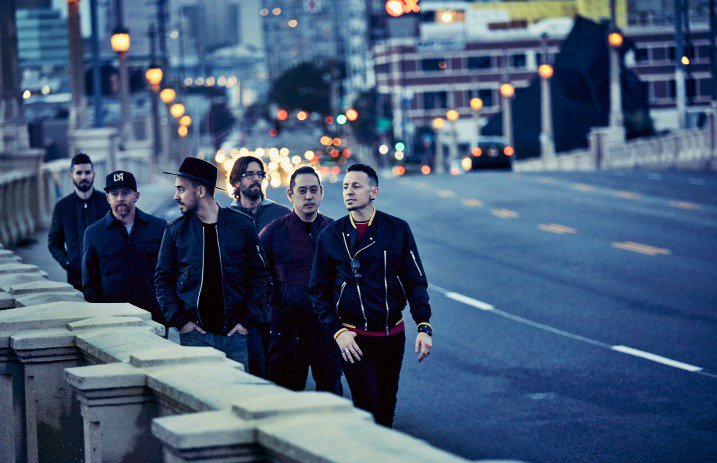 Linkin Park platinum 2017