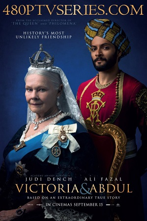 Victoria & Abdul (2017) 250MB Full Hindi Dual Audio Movie Download 480p Bluray Free Watch Online Full Movie Download Worldfree4u 9xmovies