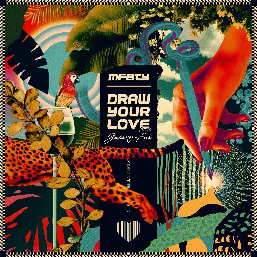 Tiger JK, Yoon Mi Rae, Bizzy – Draw Your Love (with Galaxy Fan) – Single