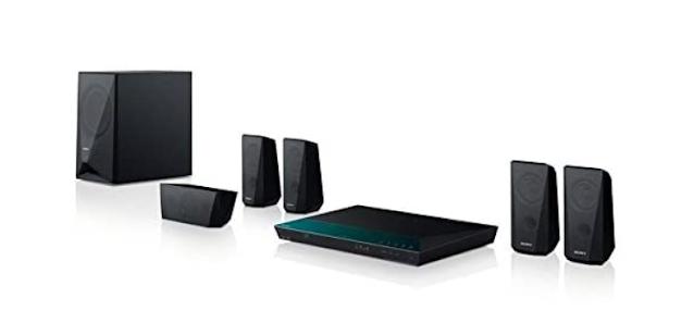 Sony DAV-DZ350 Real 5.1ch Dolby Digital DVD Home Theatre System