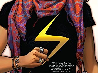 REVIEW - Ms Marvel by Wilson and Alphona