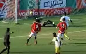 مصر وغينيا 4-2 الحكم باملاك تيسيما