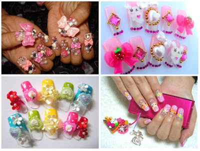 Picacho Nail Art Collection
