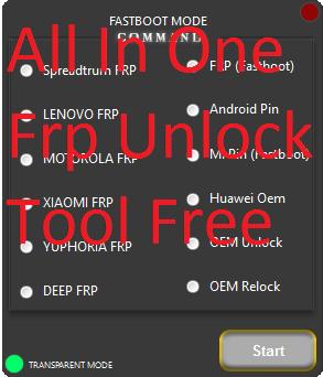 FRP tool for lenevo moto xiaomi huawei