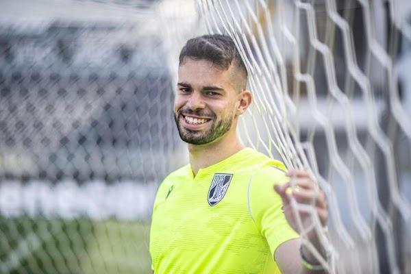 Oficial: El Vitória de Guimaraes renueva a Dutra hasta 2024