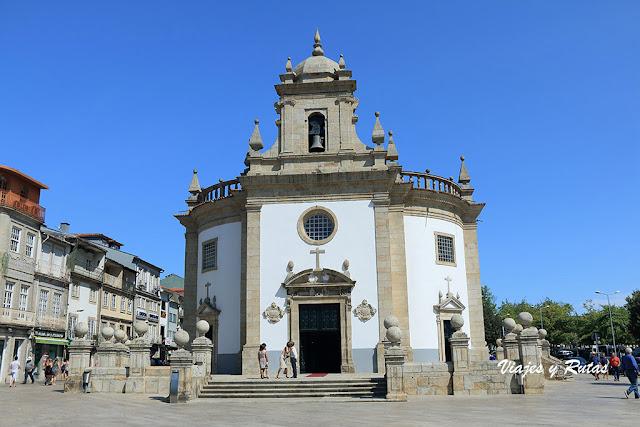 Templo Bom Jesus da Cruz, Barcelos