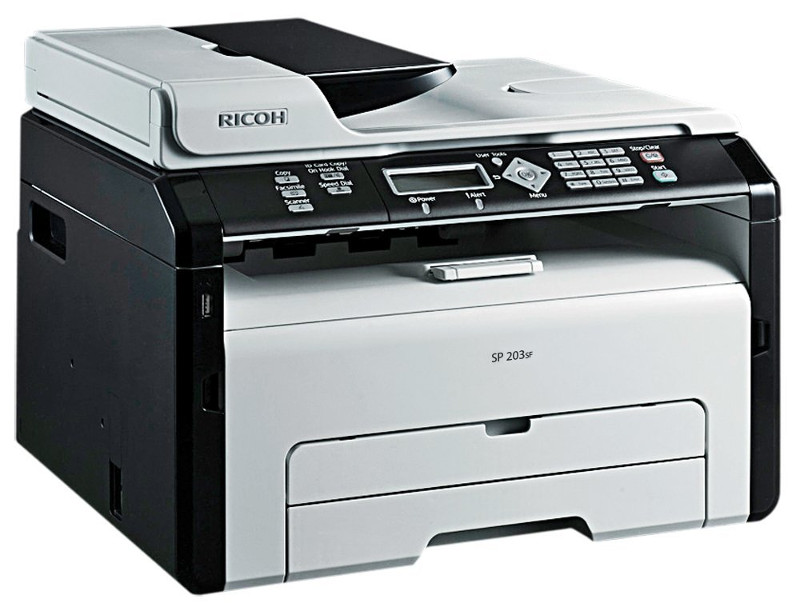 Download Driver Ricoh SP 203SF