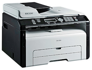 Ricoh SP 203SF Driver Download
