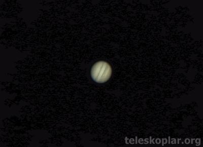 Orion goscope ile jüpiter gözlemi