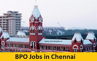 BPO Jobs in Chennai