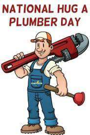 National Hug a Plumber Day Wishes Images