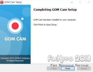Download GOM Cam 2018 for Windows