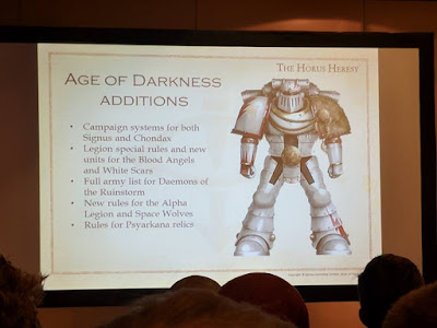 Horus Heresy Age of Darkness