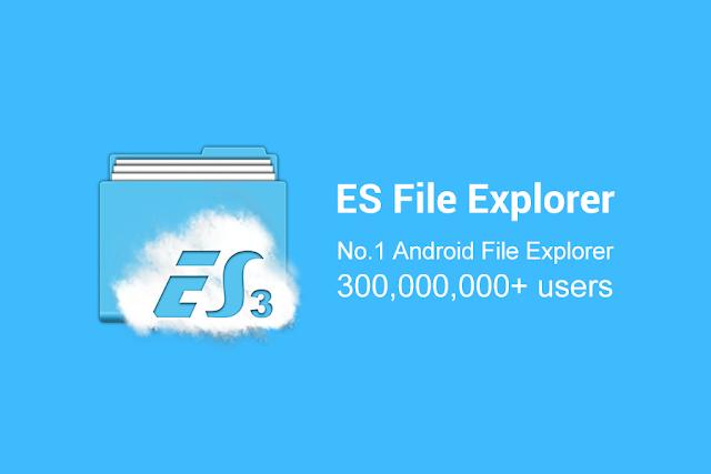 ES File Explorer File Manager V4.1.7.1.17 [Mod]
